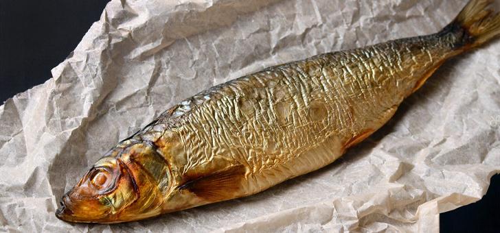 Рыба в пергаментной бумаге