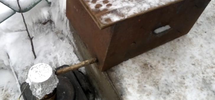 Коптильня холодного копчения