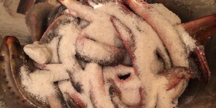 сухая засолка миноги