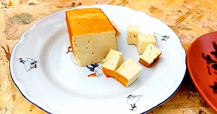 Копченый сыр тофу