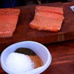 Подготовка рыбы к засолке