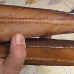 Вяленый лосось