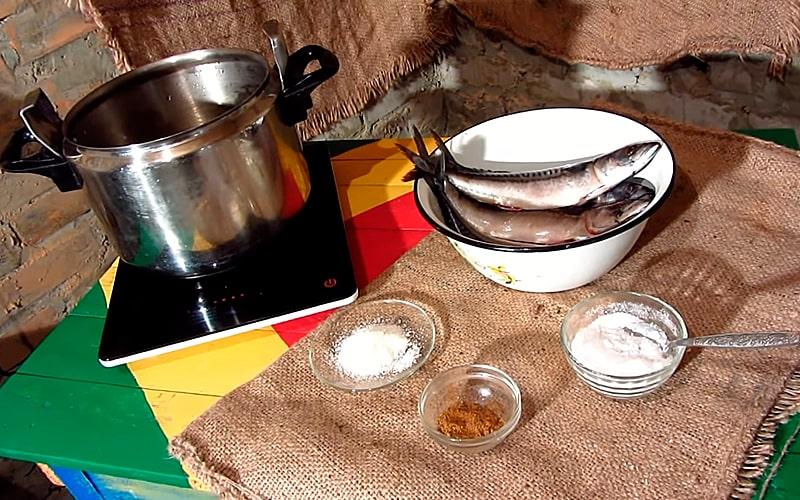 Ингредиенты дя рассола с тмином