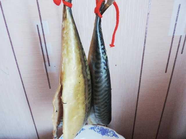 Просушка рыбы