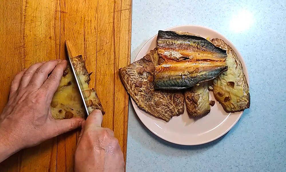 Скумбрия по-латышски «Ройский деликатес»